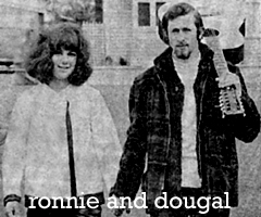 Ronnie and Dougal
