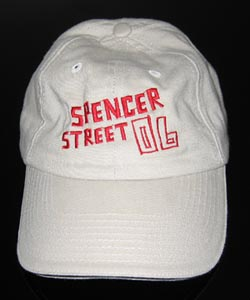Spencer Street Revisited 2006 Concerts Limited Edition Souvenir Hat