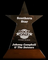 Johnny Campbell and The Detours - Southern Star 2009